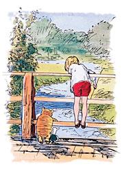 A.A.Milne Winnie the Pooh